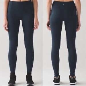 Lululemon - All The Right Places Leggings - Teal
